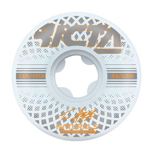 RICTA 52mm Asta Reflective Naturals Slim 101a (set)