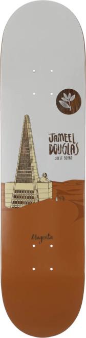 """Magenta 8.0"""" Jameel Douglas Guest Pro Deck"""