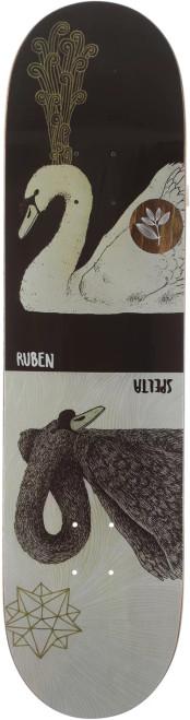 "Magenta 8.40"" Ruben Spelta Zoo Deck"