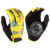 SECTOR 9 RUSH SLIDE GLOVES - YELLOW - Small