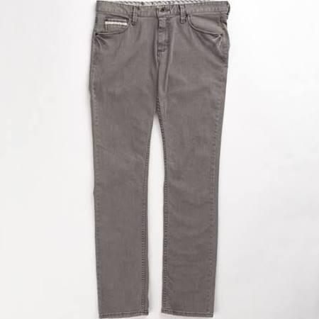 9a0b31b2f2 Vans Boys V76 Skinny Jeans (Gravel Grey)