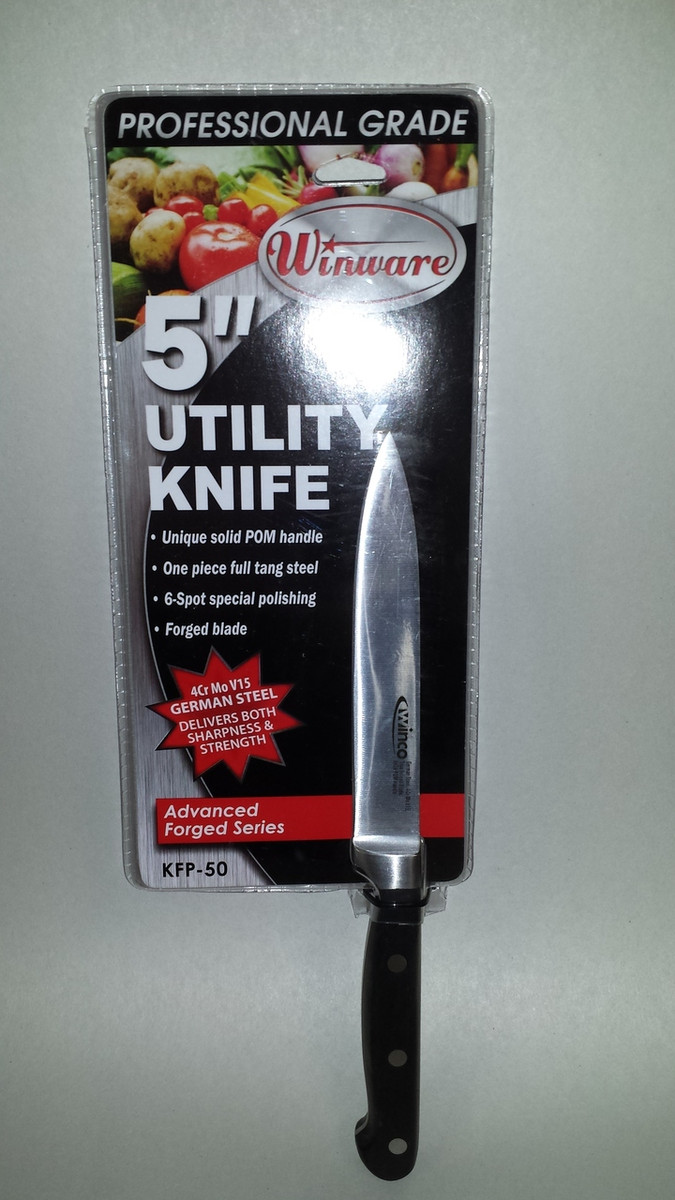 "Utility Knife - 5"""