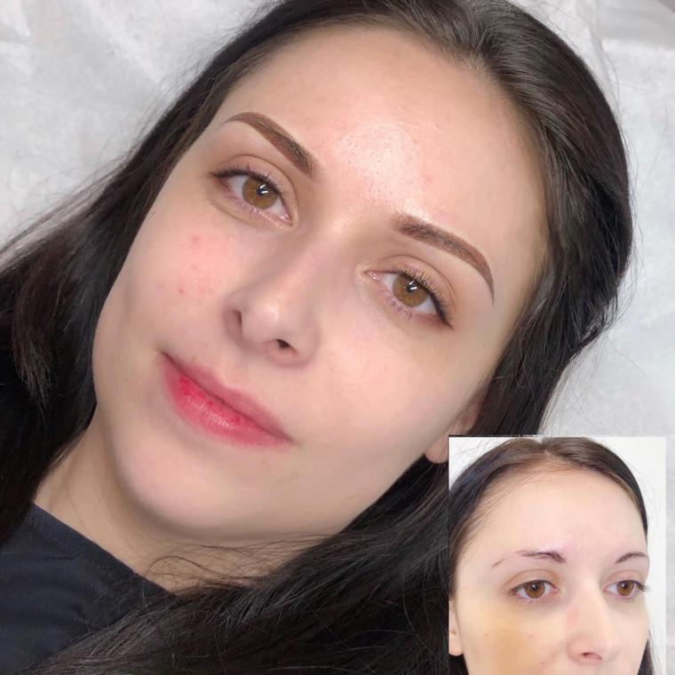Shading/Ombré Eyebrows
