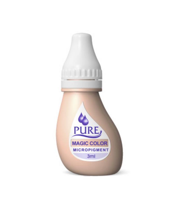 3 mL. Pure Magic Color Pigment 6 pcs per box