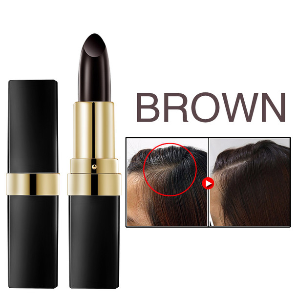 Cover Your Gray Hair Color Touch-Up Stick | Black
