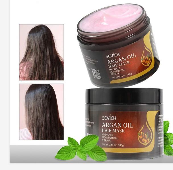 Keratin Hair Mask | Repair damaged hair instantly 80g