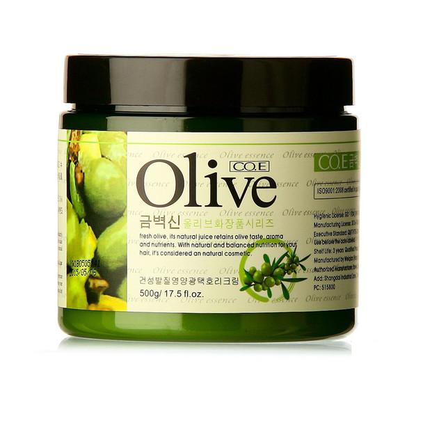 Repair Damaged Hair Olive Natural Hair Care Product 500g
