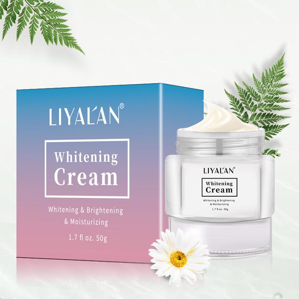 Skin Whitening Cream formulated to brighten & Moisturize skin 50g
