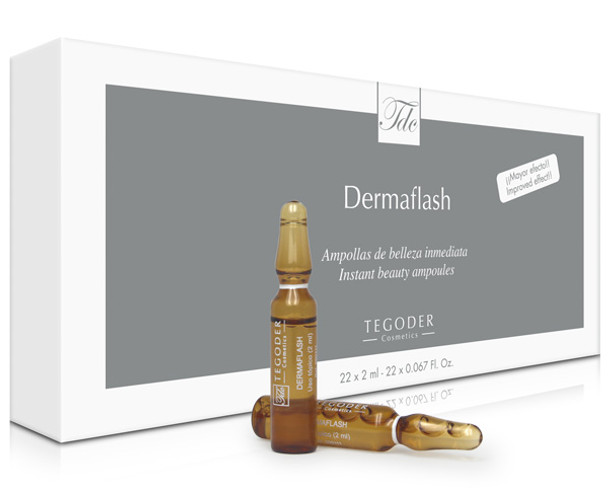 Beauty ampoules with tightening effect and moisturising, anti-wrinkle and firming action,at eliminates the signs of fatigue 44 ml