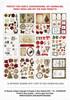 3Quarter Designs Ephemera Packs: Christmas Morning