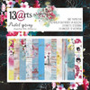 13@rts Paper Pack 6x6 Pastel Spring