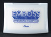Emboss Ink Pad  - Clear