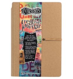Dylusions Creative Journal Kraft 9x11.75
