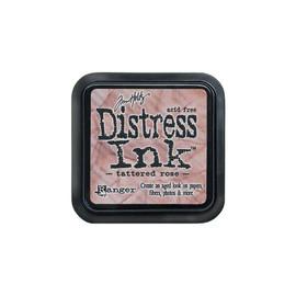 Tim Holtz Distress Ink Pad - Tattered Rose