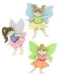 Dress it up Flower fairies