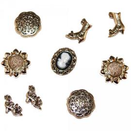 Dress it up Victorian Miniatures