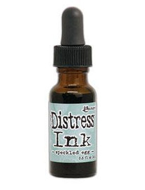 Tim Holtz Distress Ink Pad Reinker - Speckled Egg