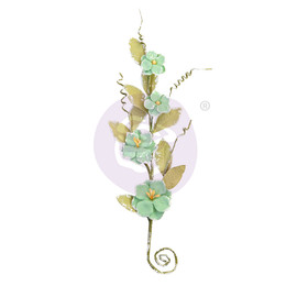 Prima Flowers  - Pretty Mosaic Aventurine  1pc