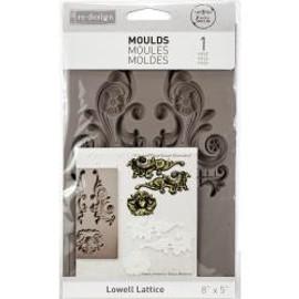 """Prima Marketing Re-Design Mould Lowell Lattice 5""""X8""""X8mm"""