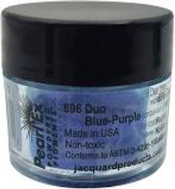 Jacquard Pearl Duo Blue Purple
