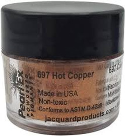 Jacquard Pearl Ex Hot Copper