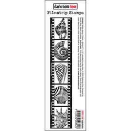 Darkroom Door Film strip Stamp Seashells Stamp