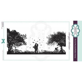 Creative Expressions - Designer Boutique Love is in the air DL Pre Cut Stamp Set