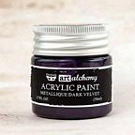 Finnabair Art Alchemy Acrylic Metallique  - Violet