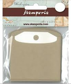 Stamperia Envelopes and Tags