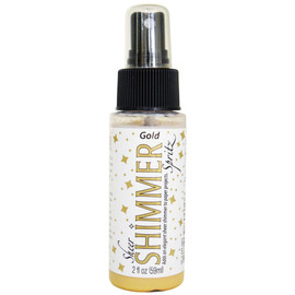 Gold Shimmer Spritz Spray 2oz