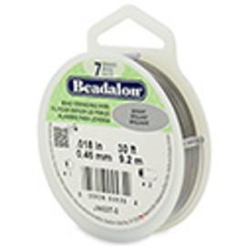 Beadalon stringing wire 7 strand 9.2m