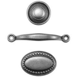 Idea-Ology Mini Metal Hardware Pulls 3/Pkg