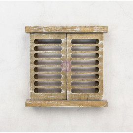 Prima Marketing Memory Hardware Wooden Shutters