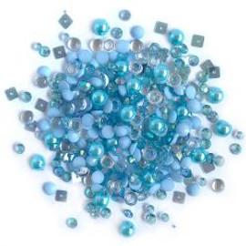 Sparkletz Embellishments 10g - Ocean Wave