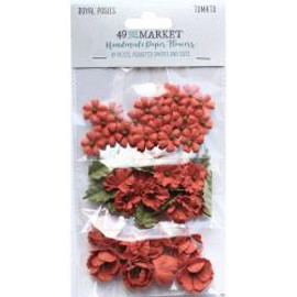 49 and Market Royal Posies Passion 49 Pkg