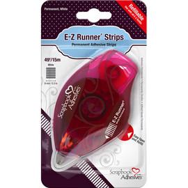 Scrapbook Adhesives E-Z Runner Dispenser  strips