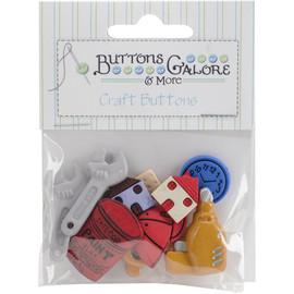 Buttons Galore Handyman Buttons