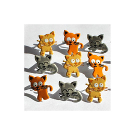 Eyelet Outlet Kitty Brads