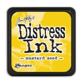 Tim Holtz Mini Distress Ink Pad - Mustard Seed