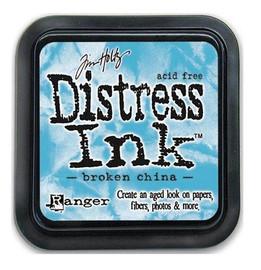 Tim Holtz Mini Distress Ink Pad - Broken China