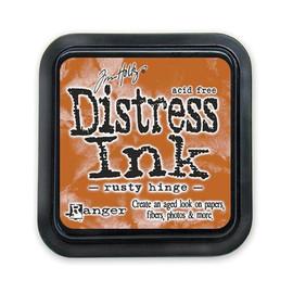 Tim Holtz Mini Distress Ink Pad - Rusty Hinge