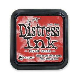 Tim Holtz Mini Distress Ink Pad - Fired Brick
