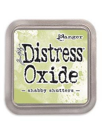 Tim Holtz Distress Oxides Ink Pad - Shabby Shutters