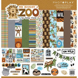 Photo play we bought a zoo  12 x 12