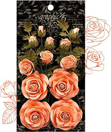 Graphic 45 - Rose Bouquet Collection - Precious Pink