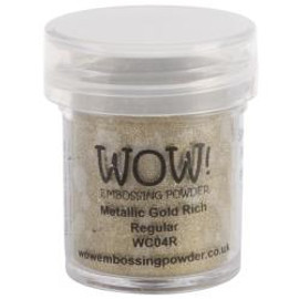 WOW! Embossing Powder - Gold Rich