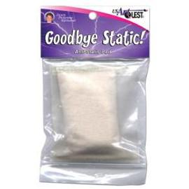 "Goodbye Static! Anti - Static Pad 2.75""X2""-"