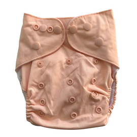 Cloth Nappy - Blush, One Size Fits Most