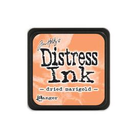 Tim Holtz Mini Distress Ink Pad - Dried Marigold