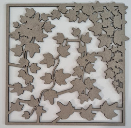 Leaves  - Chipboard